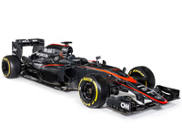 Official suppliers of fixings and fasteners to the Mclaren-Honda F1 Racing Team